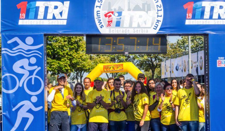 NDC sponsoring ''11 tri''